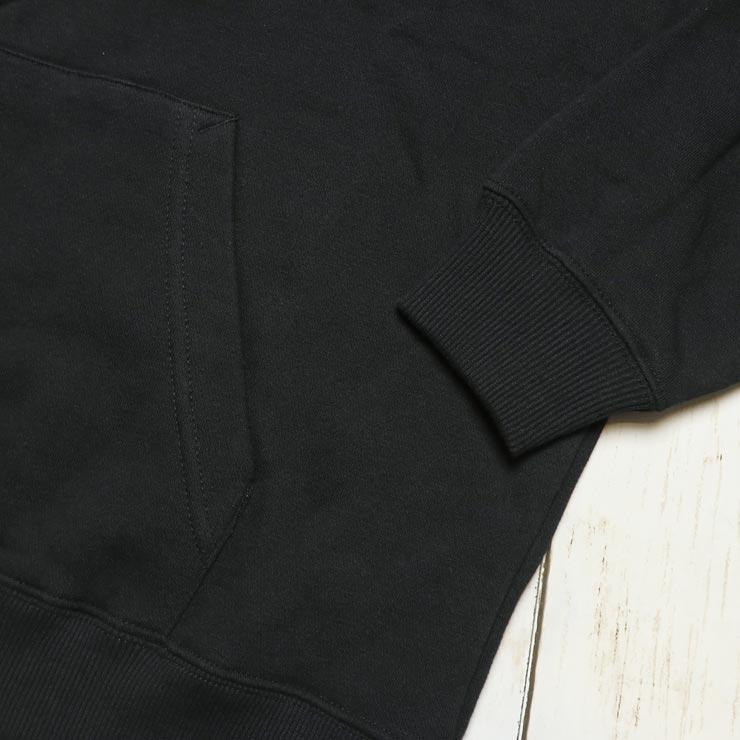 BRIXTON ブリクストン B-SHIELD HOOD プルオーバーパーカー 02487 BLACK