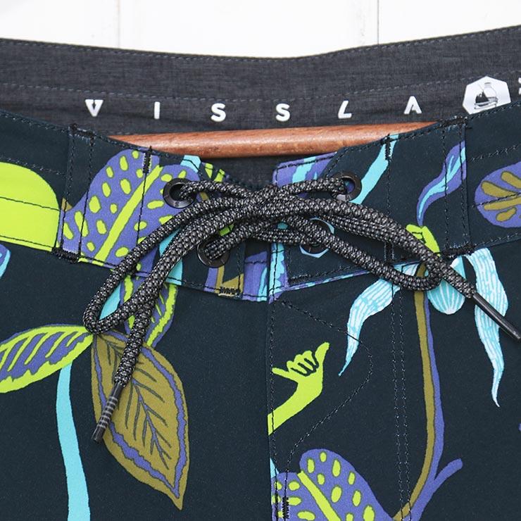[クリックポスト対応] VISSLA ヴィスラ WEIRD WEEDS 20 BOARDSHORT ボードショーツ M105OWWE