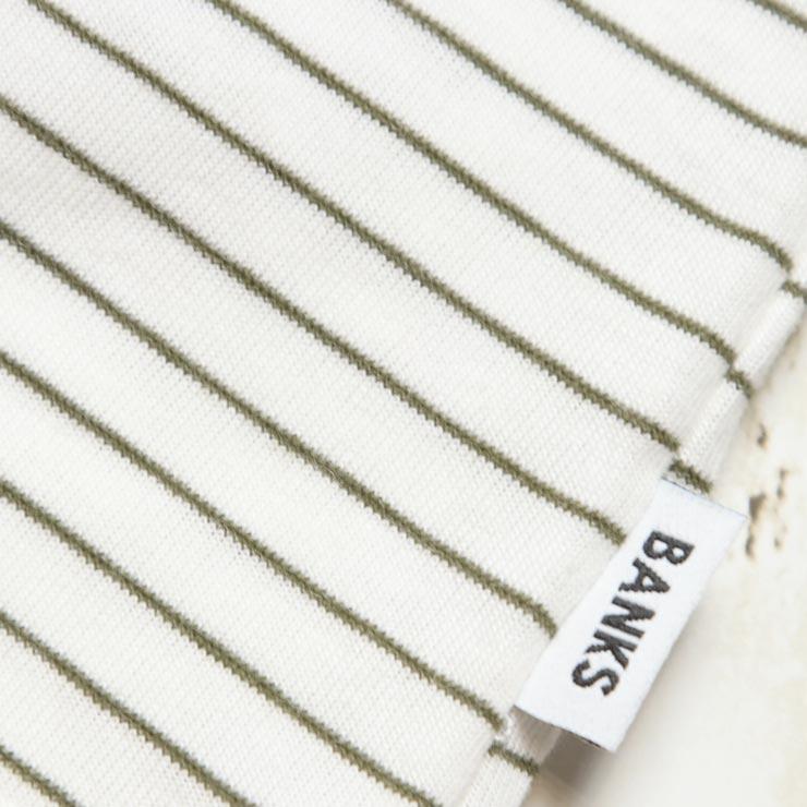 [クリックポスト対応] BANKS バンクス ETIQUETTE S/S TEE 半袖Tシャツ WTS0246