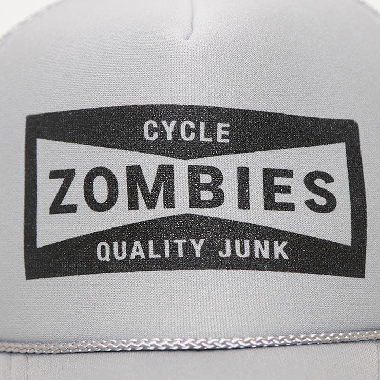 【送料無料】 Cycle Zombies サイクルゾンビーズ CHAMPION HAT メッシュキャップ CZ-PTHT001