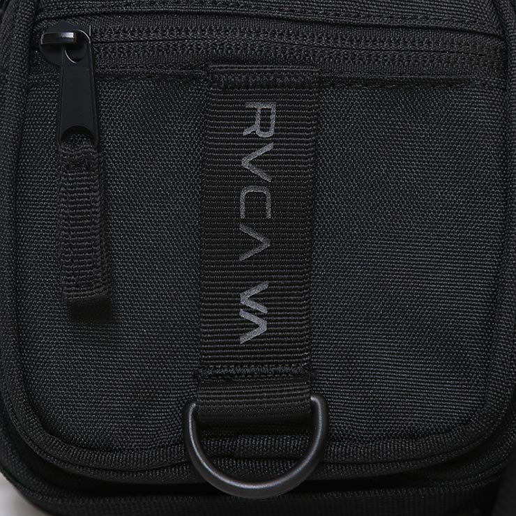 [クリックポスト対応] RVCA ルーカ UTILITY POUCH ショルダーバッグ ポーチ MABG2RUP