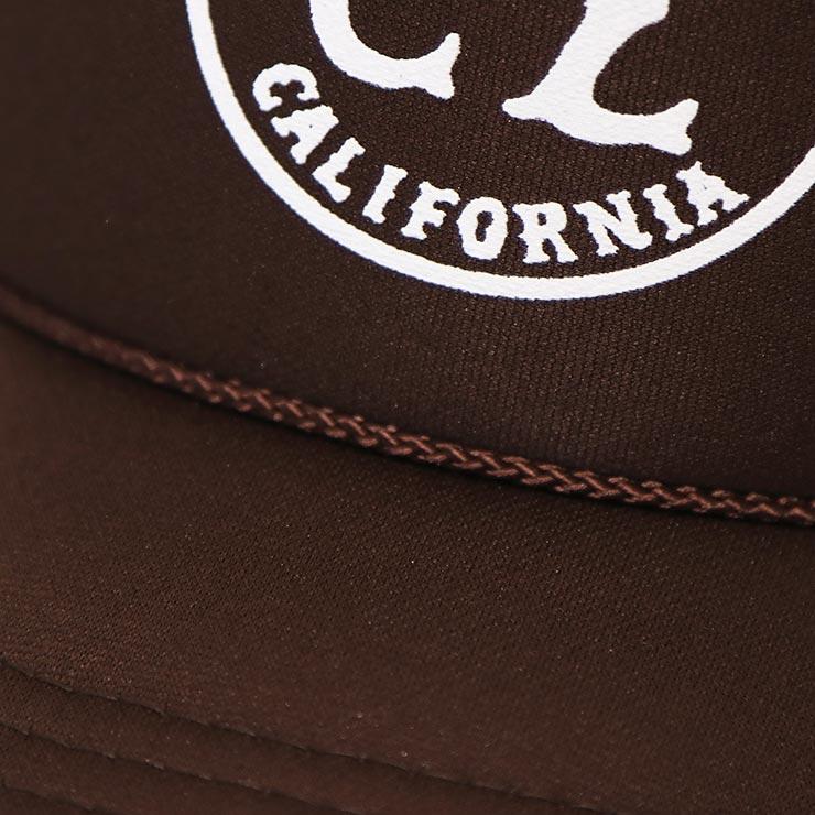 【送料無料】 Cycle Zombies サイクルゾンビーズ CALIFORNIA HAT メッシュキャップ CZ-THF028