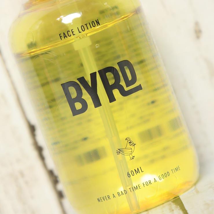 BYRD バード FACE LOTION フェイスローション #67735