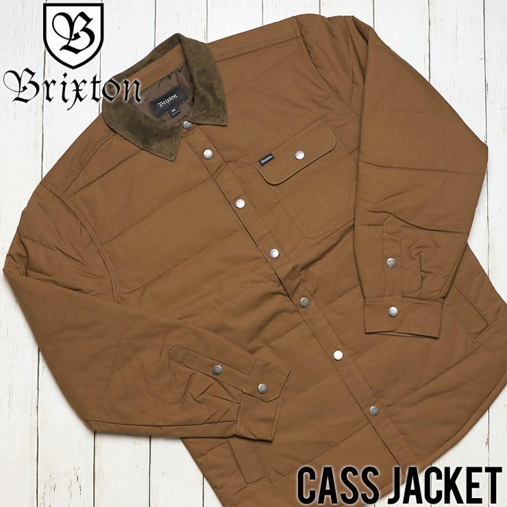 BRIXTON ブリクストン CASS JACKET ジャケット 03027 SIERR