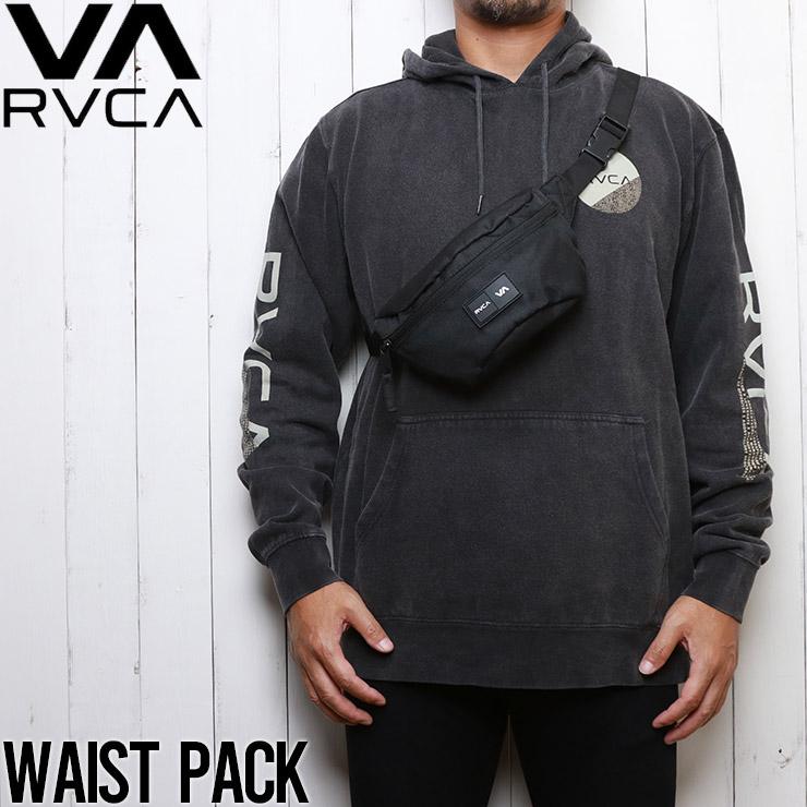[クリックポスト対応] RVCA ルーカ WAIST PACK ヒップバッグ ボディバッグ MATV2RRW