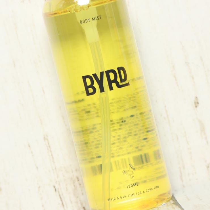 BYRD バード BODY MIST ボディミスト #67736