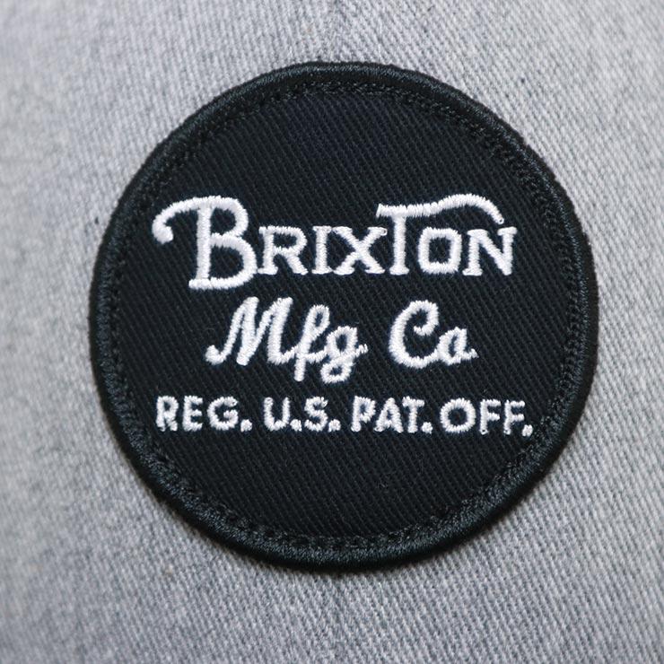 【送料無料】 BRIXTON ブリクストン WHEELER SNAPBACK CAP スナップバックキャップ 00375 LHGBK