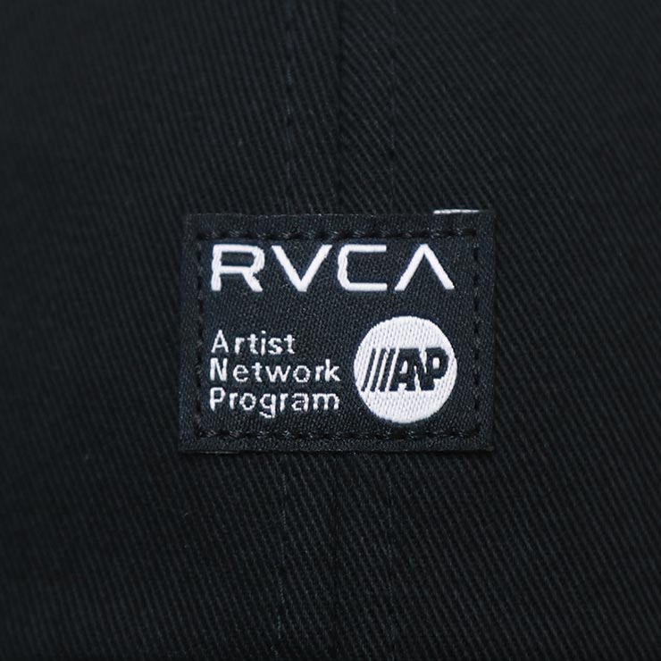 【送料無料】 RVCA ルーカ ANP CLASPBACK HAT ストラップバックキャップ MAHW3RAC