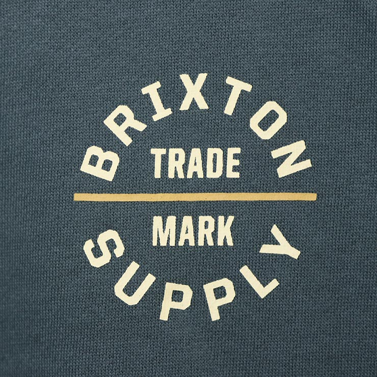 BRIXTON ブリクストン OATH V CREW スウェットトレーナー 02947