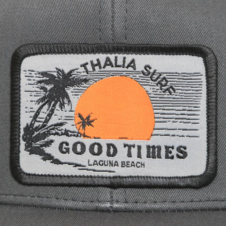 THALIA SURF タリアサーフ GOOD TIMES TRUCKER HAT メッシュキャップ