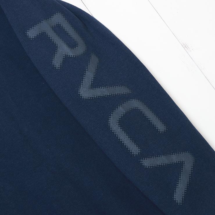 [クリックポスト対応] RVCA ルーカ BIG PIXEL L/S TEE ロングスリーブTEE ロンT M4923RBI