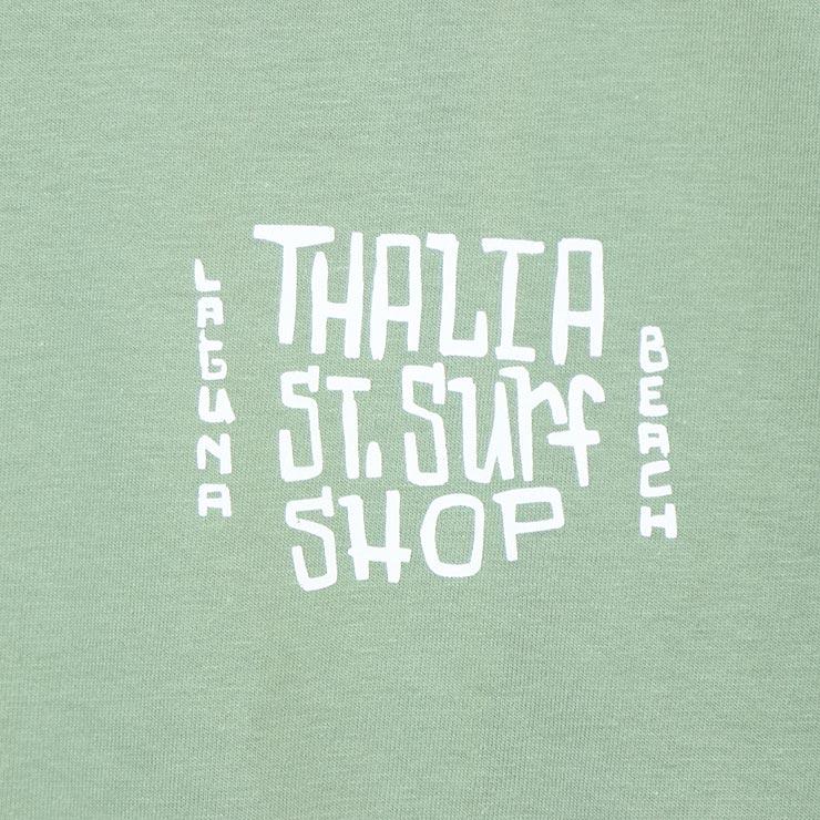 [クリックポスト対応] THALIA SURF タリアサーフ PALM S/S TEE 半袖Tシャツ