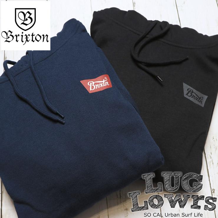 BRIXTON ブリクストン STITH HOOD FLEECE プルオーバーパーカー 02339
