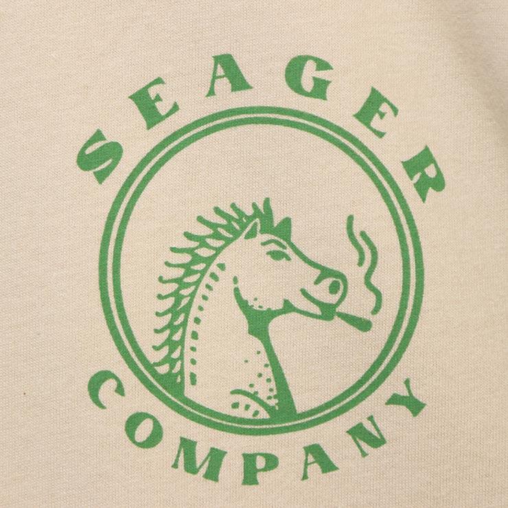 【送料無料】SEAGER シーガー HIGH HORSE S/S TEE 半袖Tシャツ