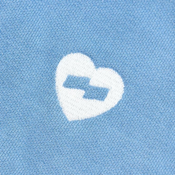 BANKS バンクス HEART FLEECE HOODIE プルオーバーパーカー WFLSM3 GBL