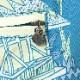 """[クリックポスト対応] THE ROARK REVIVAL ロアークリバイバル CHILLER JOGLO BOARDSHORTS 17"""" ボードショーツ サーフパンツ RB310"""