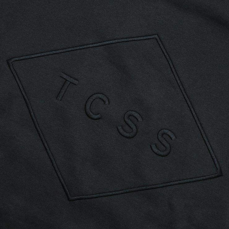 TCSS ティーシーエスエス STANDARD CREW スウェットトレーナー FC1815 GREENBLACK