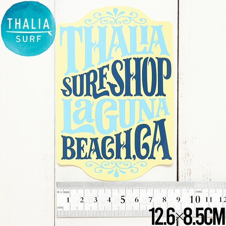 """【送料無料】 THALIA SURF タリアサーフ WHIP CREAM 5"""" STICKER ステッカー シール"""