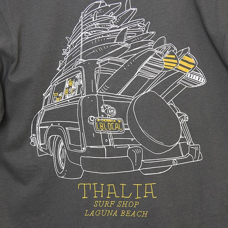 [クリックポスト対応] THALIA SURF タリアサーフ TAILGATE S/S TEE 半袖Tシャツ