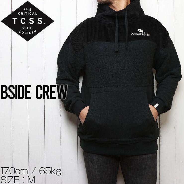 TCSS ティーシーエスエス B SIDE CREW クルースウェット FC2006