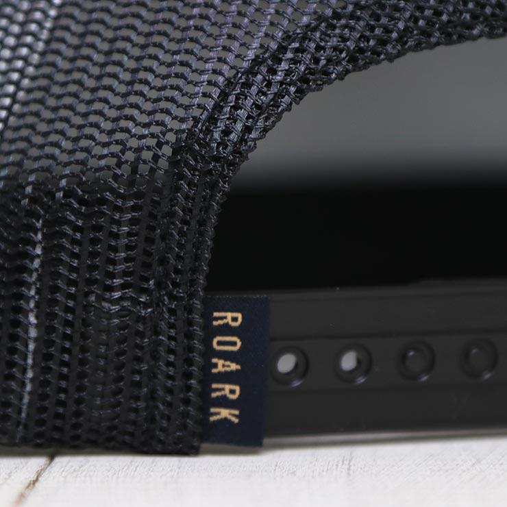 【送料無料】 THE ROARK REVIVAL ロアークリバイバル GHOSTRIDER HAT メッシュキャップ RH429 [FB]