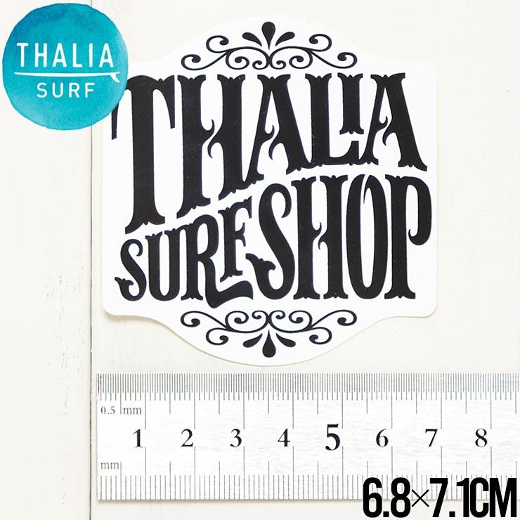 """【送料無料】 THALIA SURF タリアサーフ WHIP CREAM SMALL 2 3/4"""" STICKER ステッカー シール"""