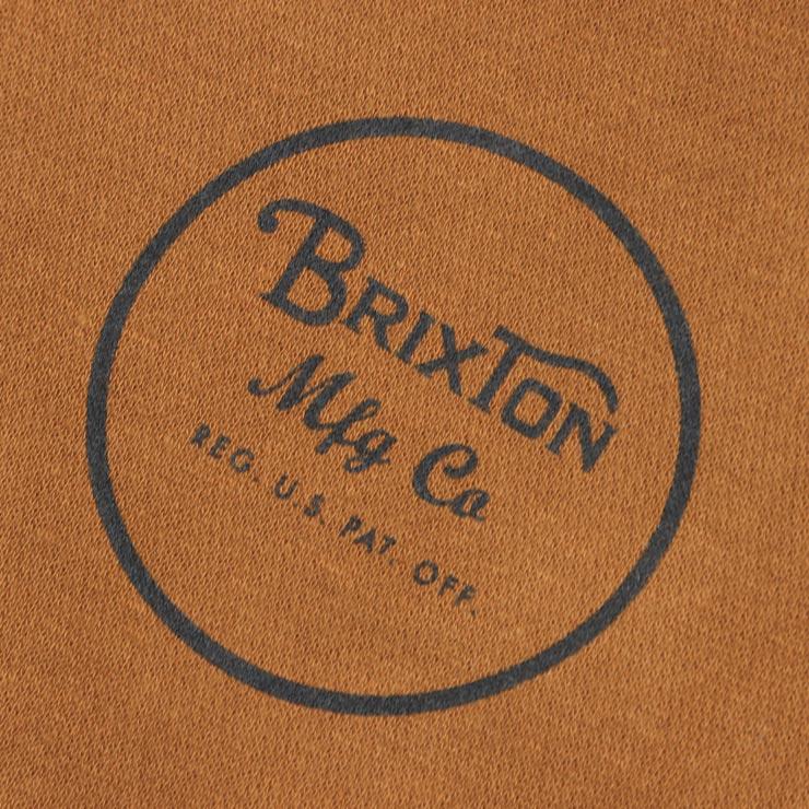 BRIXTON ブリクストン WHEELER HOOD プルオーバーパーカー 02416 COBLK