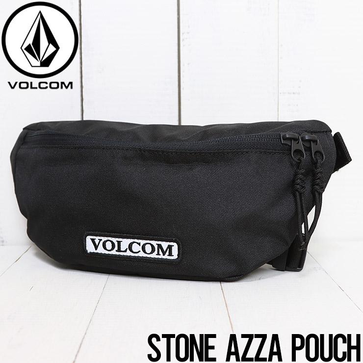 【送料無料】 VOLCOM ボルコム STONE AZZA POUCH ウエストバッグ ボディバッグ D6541900