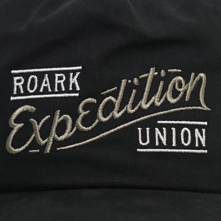 【送料無料】 THE ROARK REVIVAL ロアークリバイバル EXPEDITION UNION HAT ストラップバックキャップ RH481