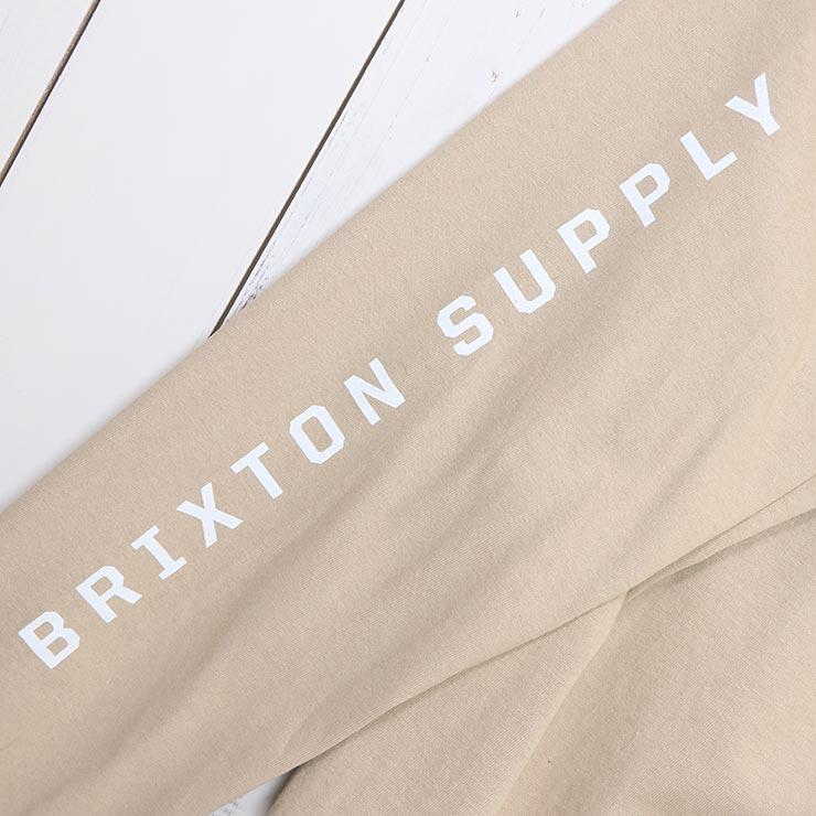 [クリックポスト対応] BRIXTON ブリクストン OATH IV L/S TEE ロングスリーブTシャツ 16001