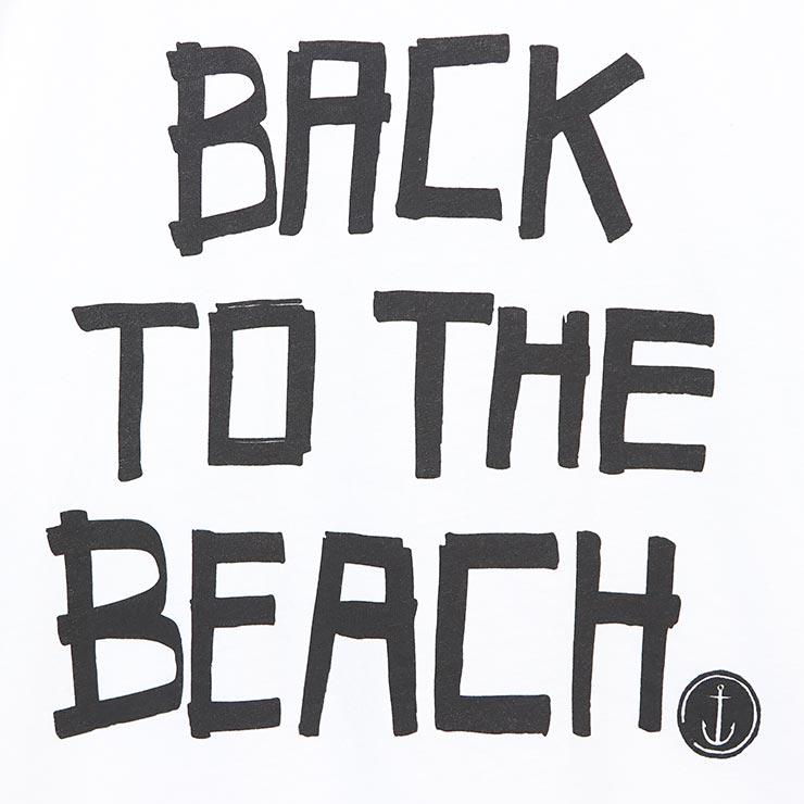 [クリックポスト対応] CAPTAIN FIN キャプテンフィン BACK TO THE BEACH S/S TEE 半袖Tシャツ CT202006