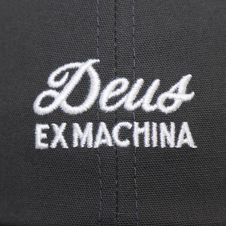 【送料無料】 Deus Ex Machina デウスエクスマキナ NOLAN CAP ストラップバックキャップ DMF87363