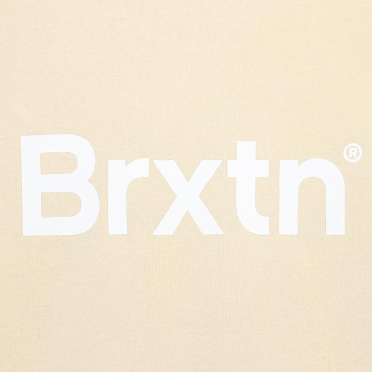[クリックポスト対応] BRIXTON ブリクストン CROWD II L/S TEE ロングスリーブTEE 02770