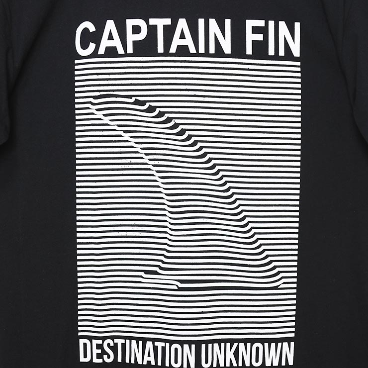 [クリックポスト対応] CAPTAIN FIN キャプテンフィン DESTINATION UNKNOWN S/S TEE 半袖Tシャツ CT202202