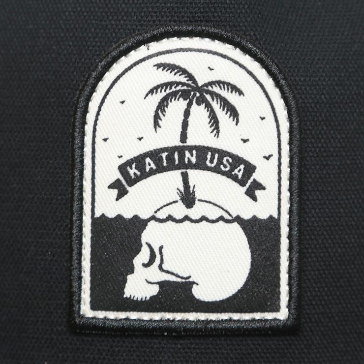 KATIN ケイティン SKULL ISLAND HAT スナップバックキャップ HTSKU01