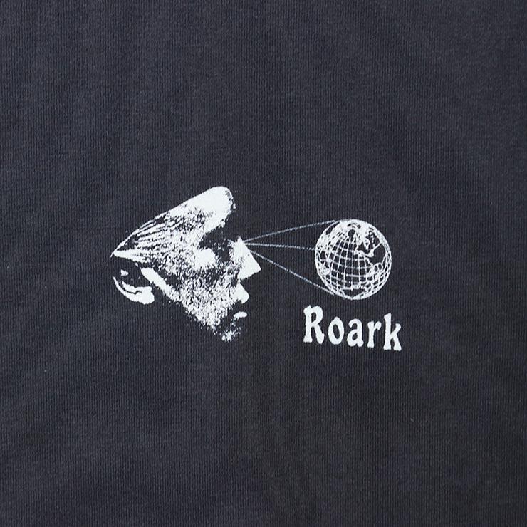 [クリックポスト対応] THE ROARK REVIVAL ロアークリバイバル WORDLY VIEWS L/S TEE ロングスリーブTシャツ RT676