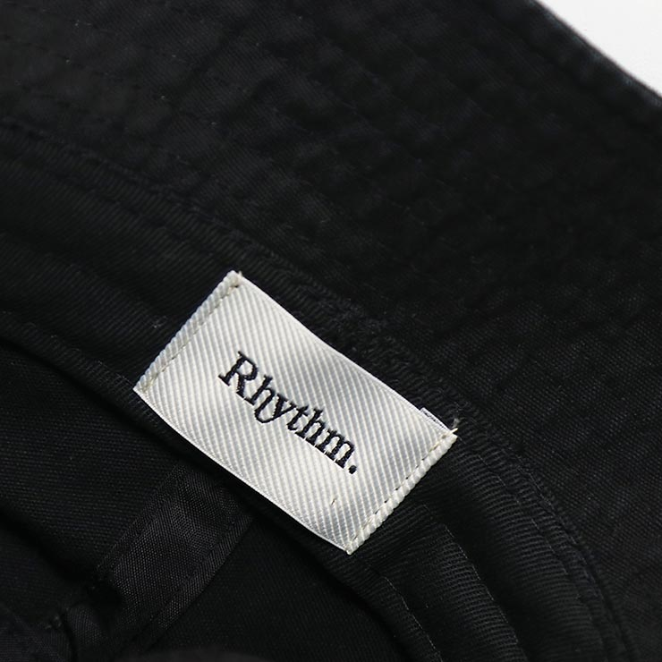 [クリックポスト対応] Rhythm リズム RHYTHM BUCKET HAT バケットハット 0421M-HW04