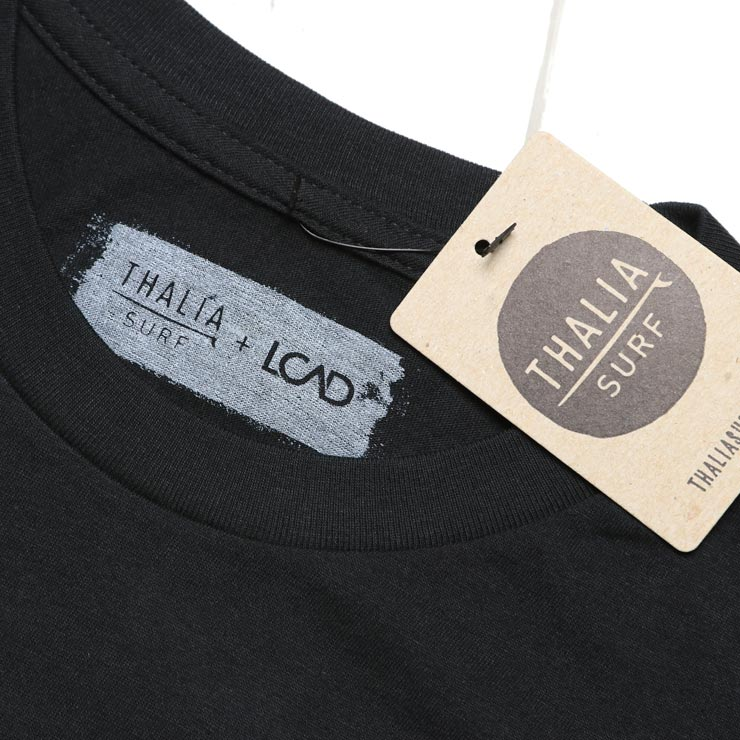 [クリックポスト対応] THALIA SURF タリアサーフ THALIA SURF X LCAD KEEP LAGUNA WEIRD TEE 半袖Tシャツ