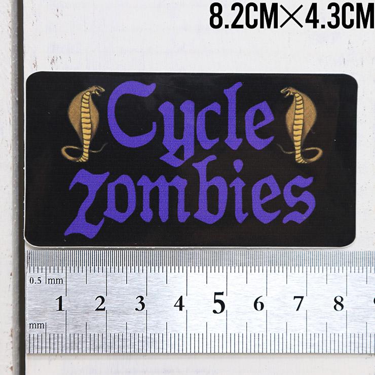 [クリックポスト対応] Cycle Zombies サイクルゾンビーズ CZ STICKER ステッカー CZ-STK-001 #6