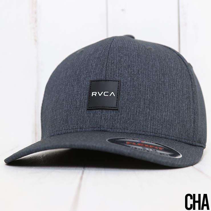 【送料無料】 RVCA ルーカ SHIFT FLEXFIT HAT フレックスキャップ MAHW1RSH