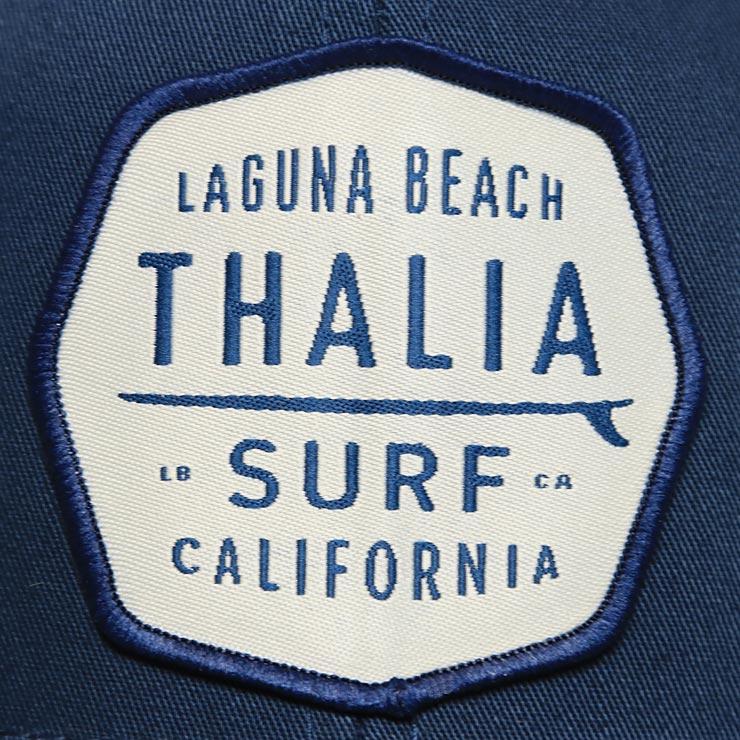 【送料無料】 THALIA SURF タリアサーフ CREST PATCH HAT メッシュキャップ
