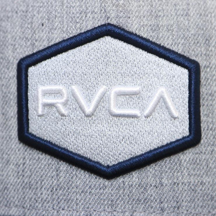 【送料無料】 RVCA ルーカ COMMONWEALTH SNAPBACK HAT スナップバックキャップ MDAHWCWS GMN