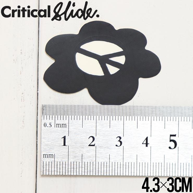 【送料無料】Critical Slide クリティカルスライド TCSS ティーシーエスエス STICKER ステッカー The Critical Slide Society STICKV9 #14