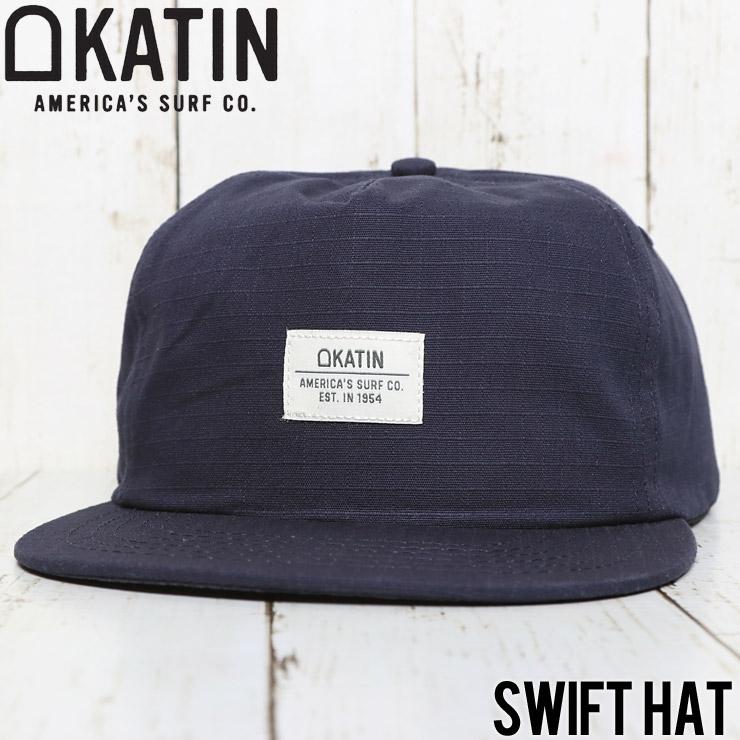 KATIN ケイティン SWIFT HAT スナップバックキャップ HTSWI00