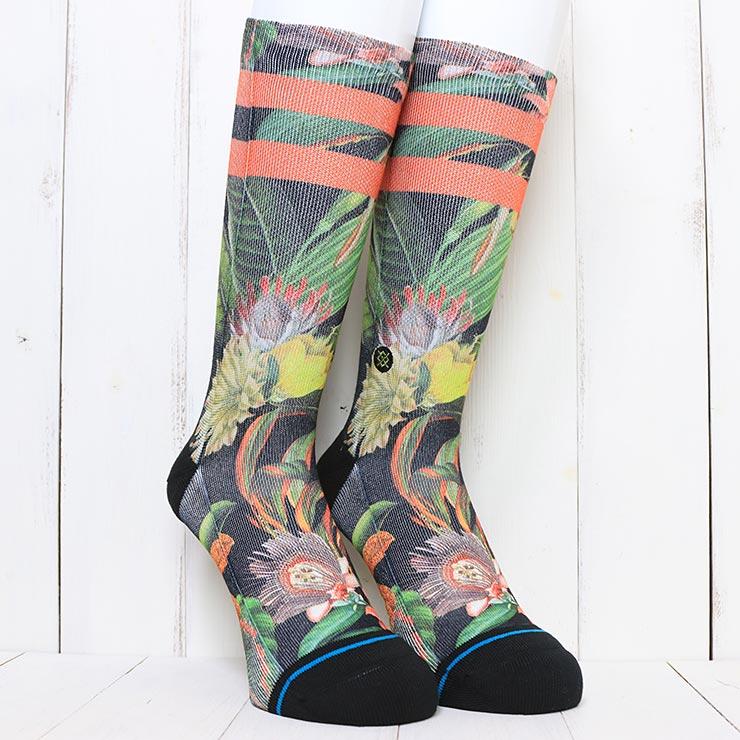 [クリックポスト対応] STANCE スタンス PLAYA LARGA SOCKS ソックス 靴下 A558A21PLY