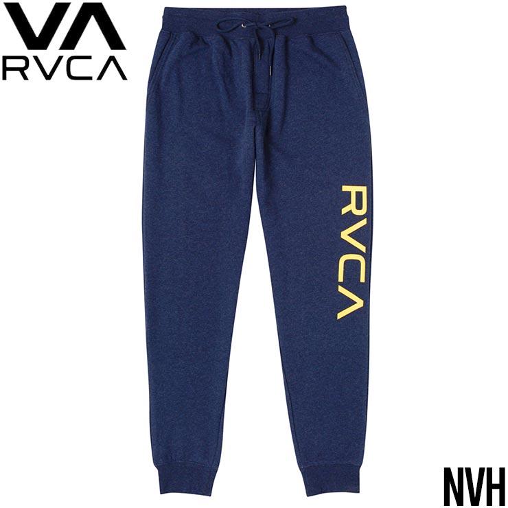 【送料無料】RVCA ルーカ BIG RVCA SWEATPANT スウェットパンツ AVYFB00119