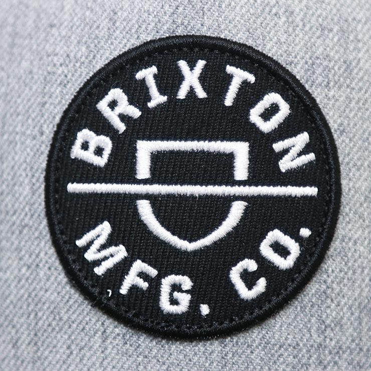 【送料無料】 BRIXTON ブリクストン CREST C MP SNAPBACK CAP スナップバックキャップ 10650