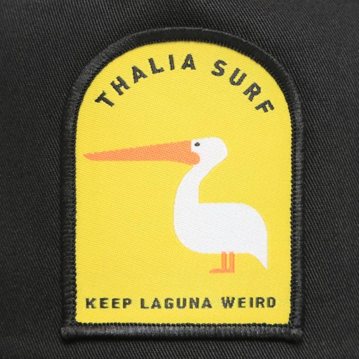 THALIA SURF タリアサーフ KEEP LAGUNA WEIRD HAT スナップバックキャップ