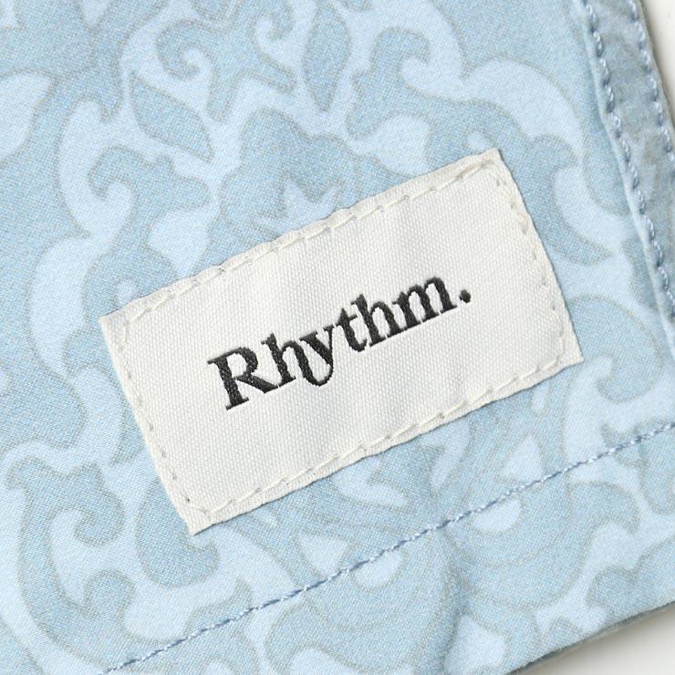 [クリックポスト対応] Rhythm リズム WALLPAPER TRUNK ボードショーツ JAN19M-TR02