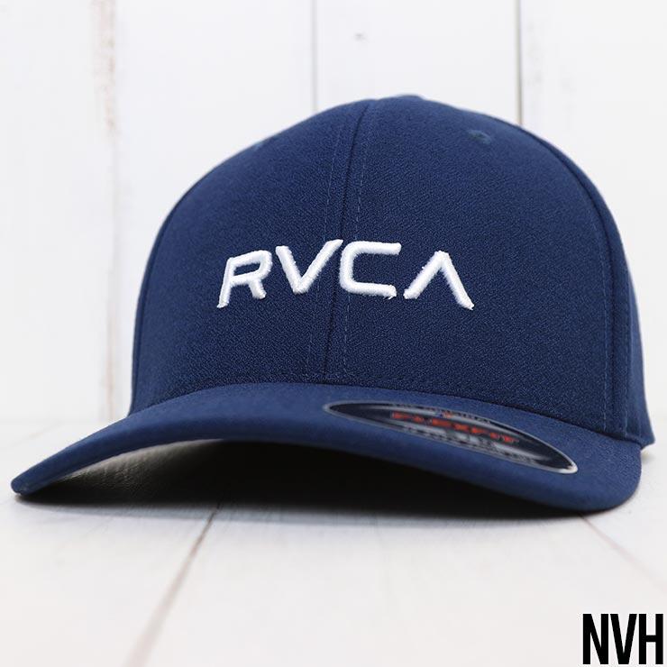 【送料無料】 RVCA ルーカ 【送料無料】 RVCA FLEX FIT BASEBALL HAT フレックスキャップ MHAHWRFF